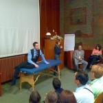 dejan berbatovic i erik perl seminar